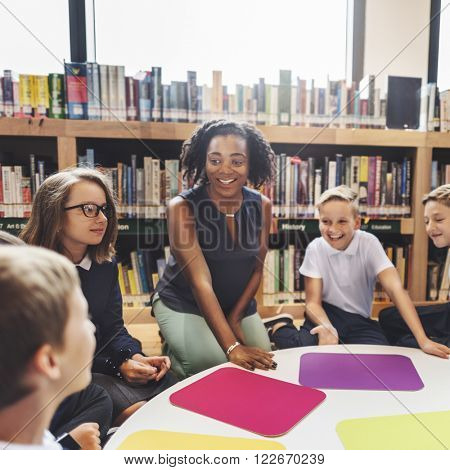 Study Studying Learn Learning Classroom Concept
