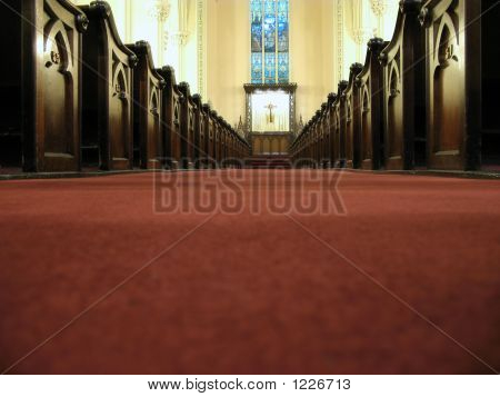 Low Down The Aisle