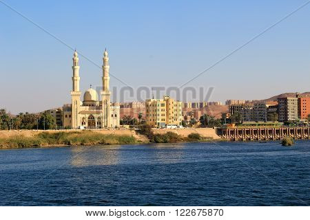 Mosque In Aswan