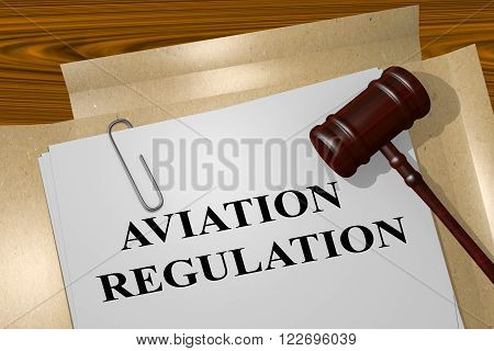 Aviation Regulation Concept