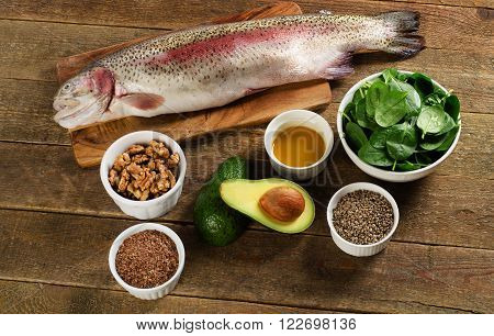 Foods Highest In Omega-3 Fatty Acids.