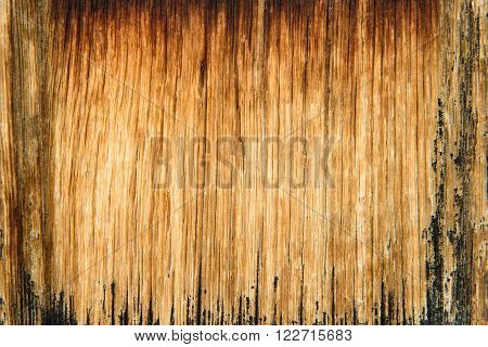 Old wood brawn background with vertical striped