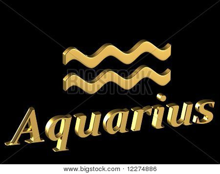 Sign Aquarius