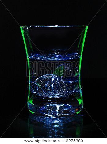 Neon vodka