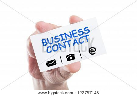 Business Contact