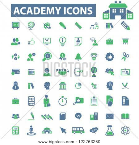 academy education icons