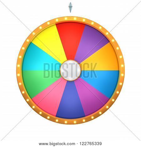 Lucky Spin 10 Area Color