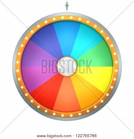 Wheel Fortune 10 Area