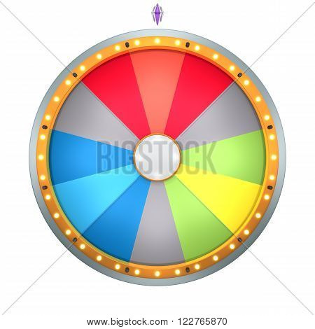 Wheel Fortune 12 Area