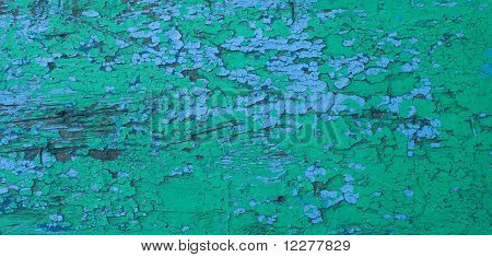 Peeled Paint