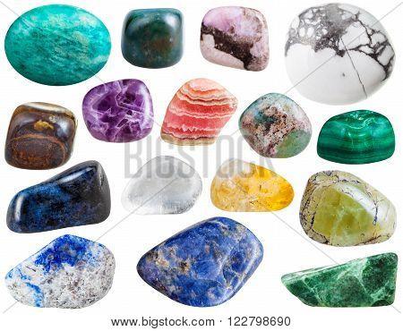 Beryl, Rhodochrosite, Sodalite, Citrine, Etc, Gems