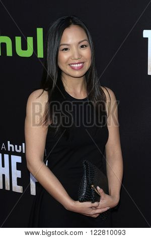 LOS ANGELES - MAR 21: Michelle Lee at the Premiere of 'The Path' at Arclight Hollywood on March 21, 2016 in Los Angeles, California