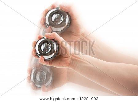 Gyroscope In Hand