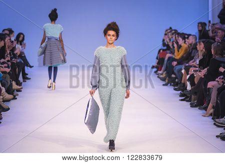 The 38Th Ukrainian Fashion Week In Kyiv, Ukraine