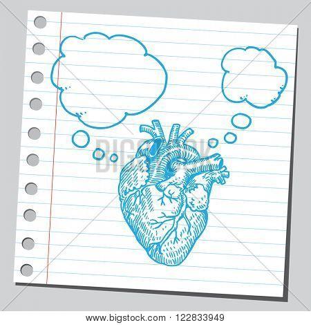 Heart thinking
