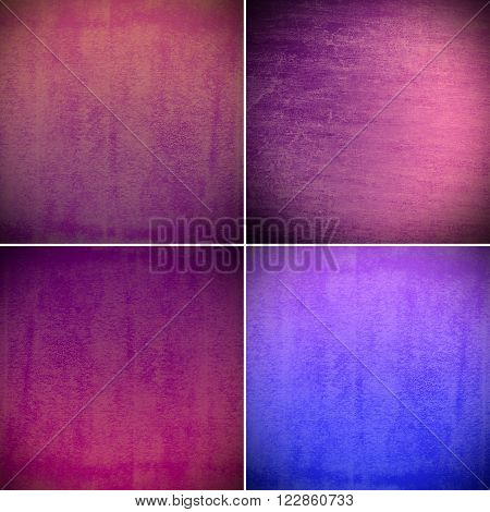 color grunge backgrounds with space for text or image