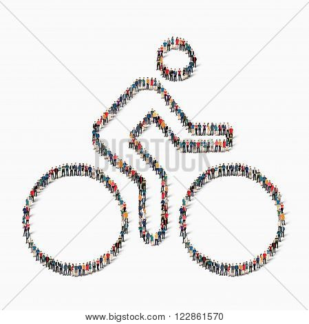 cyclist icon , cyclist  icon illustration , people icon illustration ,  cyclist icon art , cyclist art ,  people web icon , cyclist web icon