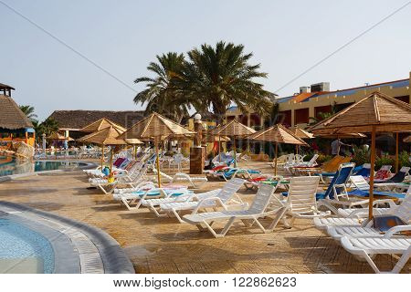 Luxury Hotel Resort In Tunisia