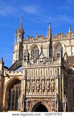 Cathedral church of St Peter and the Holy and Indivisible Trinity Gloucester Gloucestershire England UK Western Europe.