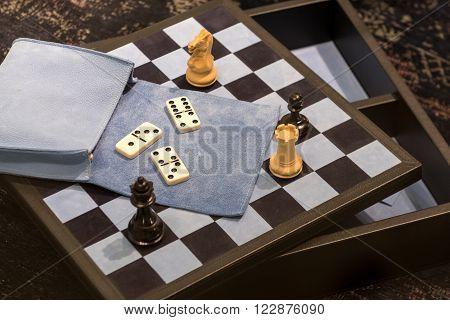 Chess & Dominoes