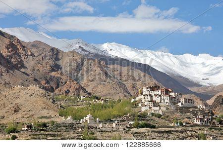 Likir Buddhist Monastery (Gompa), Ladakh, Jammu & Kashmir, India