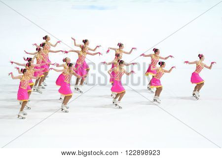 Team Russia Two Group