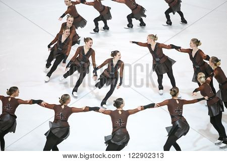 Team Finland Two Skate