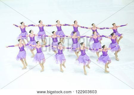 Team Russia One Group