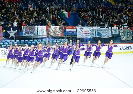 Team Usa Two Skate