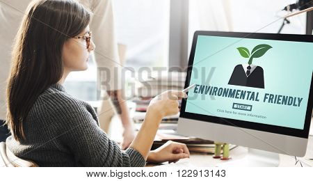 Environmental Friendly Go Green Natural Resources Concept