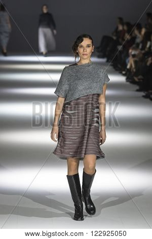 The 38Th Ukrainian Fashion Week In Kyiv, Ukraine