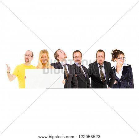 Small Group People Diversity