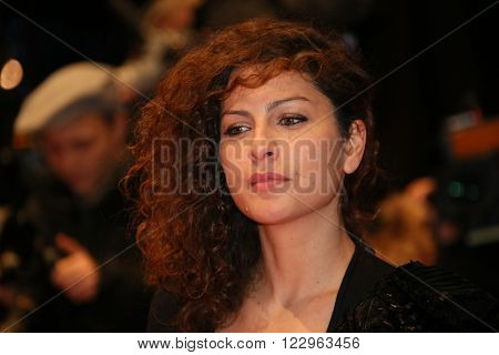 Rym Ben Messaouds  attend the closing ceremony of the 66th Berlinale International Film Festival on February 20, 2016 in Berlin, Germany.