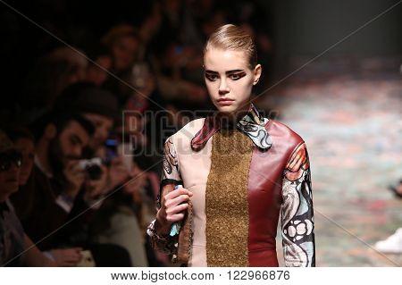 Bashaques Catwalk In Mercedes-benz Fashion Week Istanbul