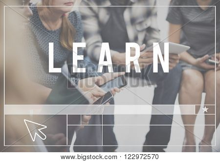 Learn Education Progress Understanding Concept