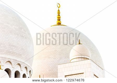Abu Dhabi Sheikh Zayed Mosque Grand UAE