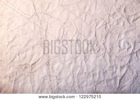 Antique Wrinkled  Paper Texture, Soft Pastel Tones