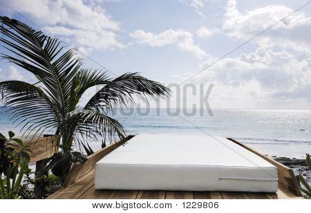 Terrass de uma Cabana