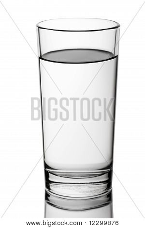 Drink Water Glass