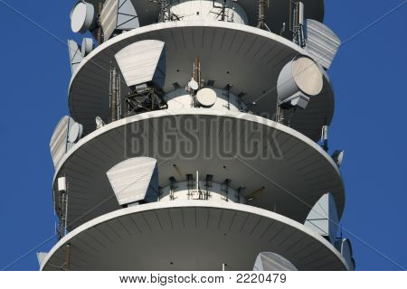 Television Tower Xii