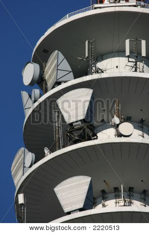 Television Tower Xv