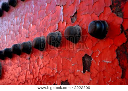 Old Red Wall