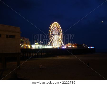 South Pier Blackpool