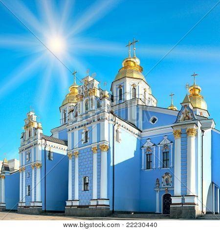 Kyiv Mykhailiv'skyj Sobor