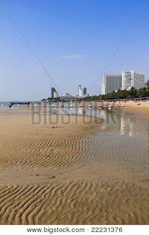 Pattaya Beach Hotels Thailand