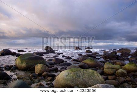 Ebbing Ocean