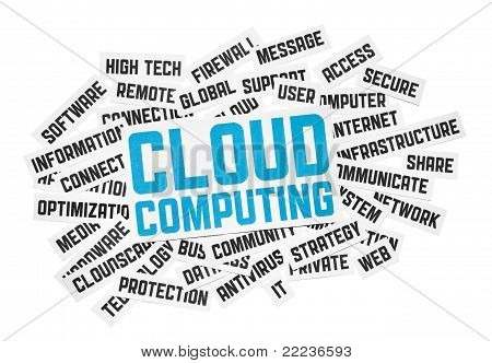 Cloud Computing Sign