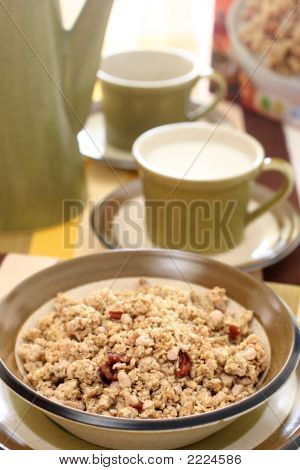 Brekfast Cereal