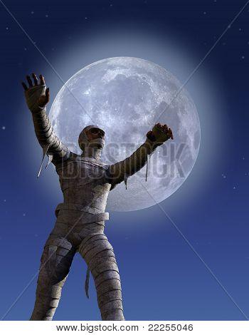 Moonlight Mummy