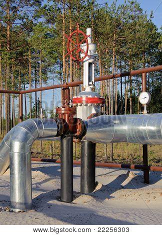 Pipeline Junction
